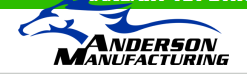 Anderson Manufacturing Coupon Codes