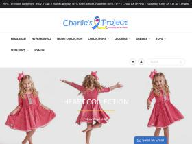 Charlies Project Coupon Codes
